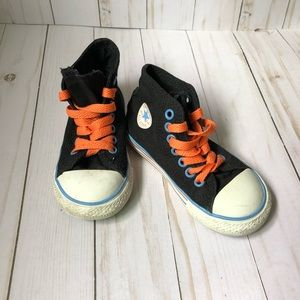 Converse All Star Double Details Toddler Shoes